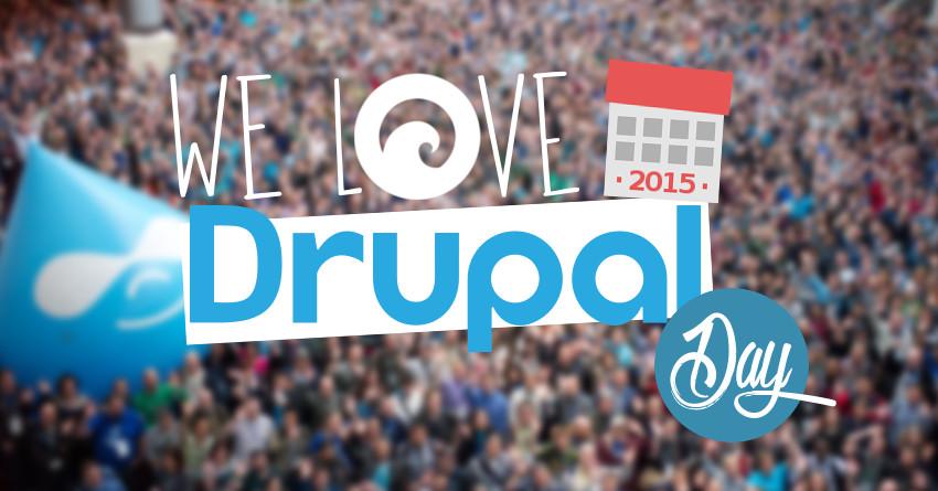 Drupal Day 2015 Murcia